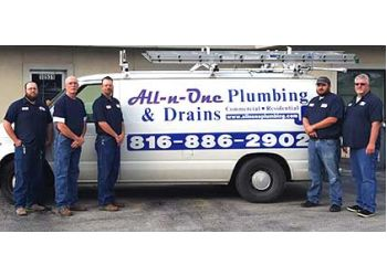 Independence plumber All N One Plumbing