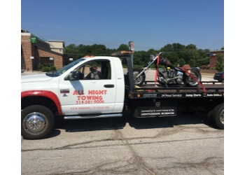 St Louis towing company All Night Towing