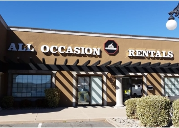 Reno rental company All Occasion Rentals Inc.