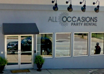 Pittsburgh rental company All Occasions Party Rental