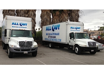 All Out Moving Santa Clara Moving Companies