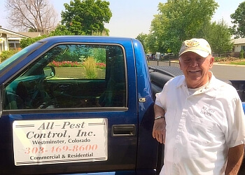 Westminster pest control company All Pest Control & Exterminating Inc.