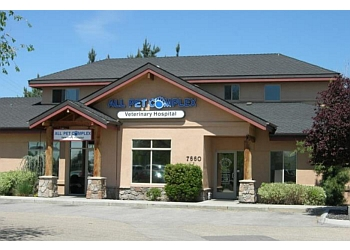 Boise City veterinary clinic All Pet Complex