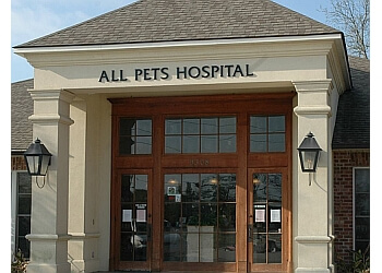 Baton Rouge veterinary clinic All Pets Hospital