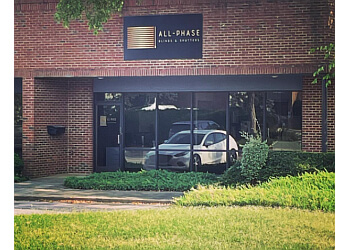 Raleigh window treatment store All-Phase Blinds & Shutters