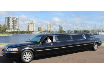 St Petersburg limo service All Points Limousine, Inc.