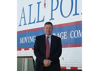 Grand Prairie moving company All Points Pioneer