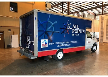 Grand Prairie moving company All Points of Texas