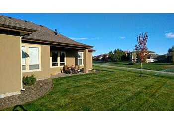 Boise City lawn care service All Pro Lawn Service