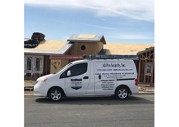 Reno security system All Pro Security, Inc.