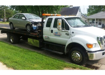 Dayton towing company All-Pro Towing