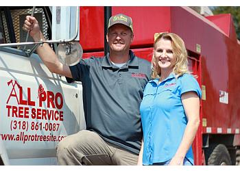 Shreveport tree service All Pro Tree Service, LLC