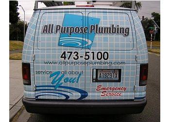 Tacoma plumber All Purpose Plumbing, LLC