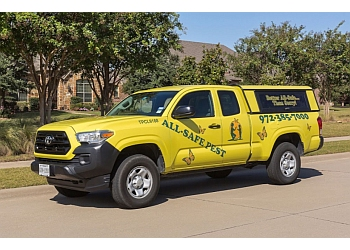 Plano pest control company All-Safe Pest & Termite