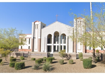 Mesa church All Saints Roman Catholic Parish