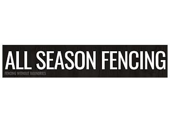 Bakersfield fencing contractor All Season Fencing