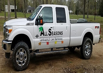 Montgomery landscaping company All Seasons Landscaping & Lawn Maintenance