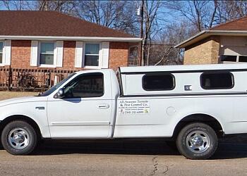 Topeka pest control company All Seasons Pest Control Co.