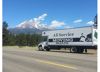 Portland moving company All Service Moving