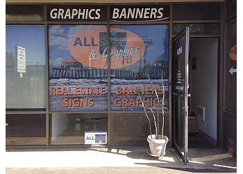 Huntington Beach sign company All Signs & graphics HB