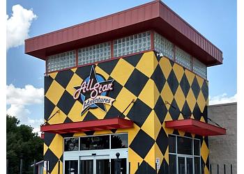 Wichita amusement park All Star Adventures