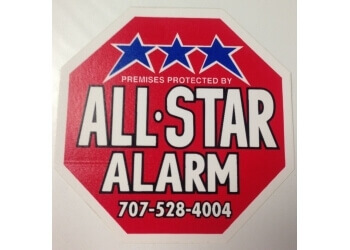 Santa Rosa security system All-Star Alarm