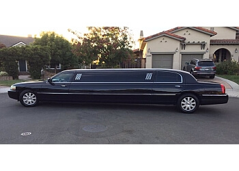 Fremont limo service All Star Bay Limo