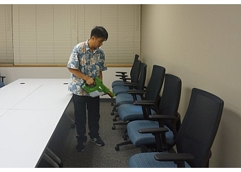Honolulu commercial cleaning service All-Star Cleaners