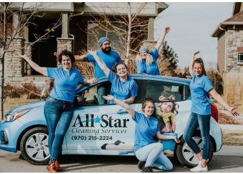 Fort Collins house cleaning service All Star Cleaning Services of Fort Collins