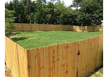 Atlanta fencing contractor All Star Fence