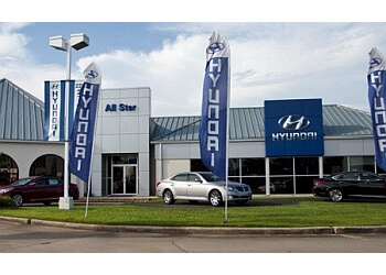 Baton Rouge car dealership All Star Hyundai