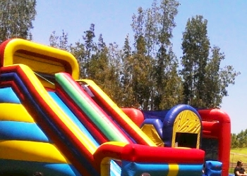 Irvine event rental company All Star Jumper Rentals, LLC