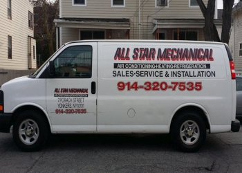 Yonkers hvac service All Star Mechanical