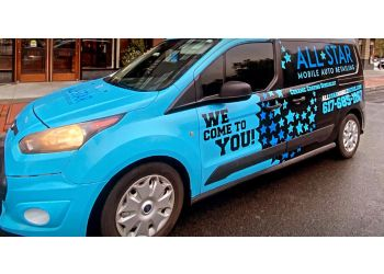 Boston auto detailing service All-Star Mobile Auto Detailing