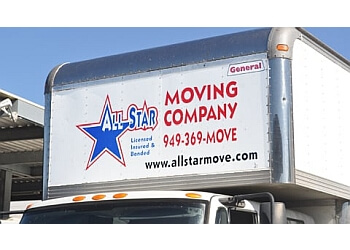 Oceanside moving company All Star Moving Company