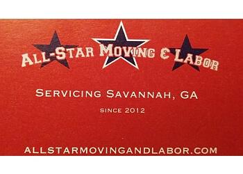 Savannah moving company All-Star Moving & Labor, LLC