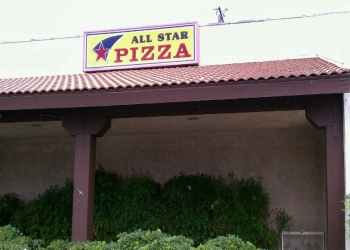 San Bernardino pizza place All Star Pizza