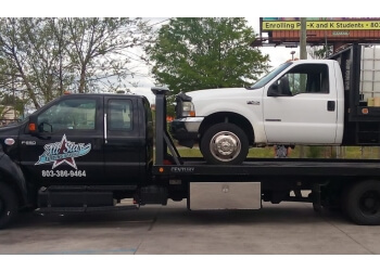 Columbia towing company All Star Towing Service
