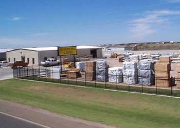 Lubbock fencing contractor All-State Fence & Supply