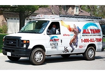 Chicago hvac service All Temp Heating & Air Conditioning