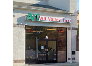 Santa Clarita tax service All Valley Tax
