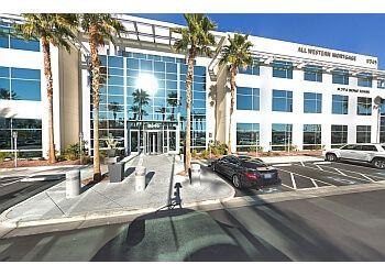 Las Vegas mortgage company All Western Mortgage Inc.