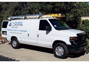 Rancho Cucamonga security system ALL WIRED INSTALLATIONS