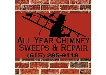 Nashville chimney sweep All Year Chimney Sweeps