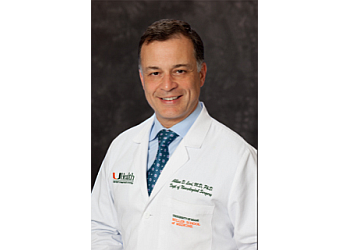 Miami neurosurgeon Allan D. Levi, MD, Ph.D, FACS