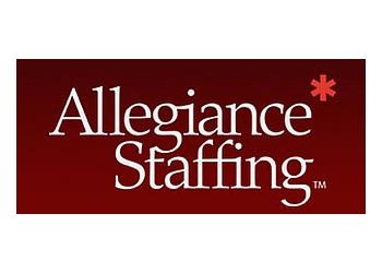 Raleigh staffing agency Allegiance Staffing