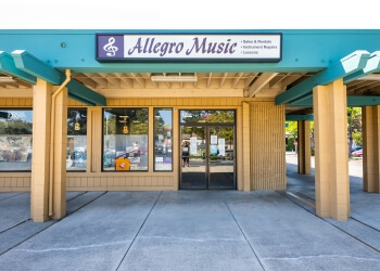 Fremont music school Allegro Music