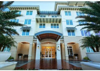 Tampa assisted living facility Allegro Senior Living