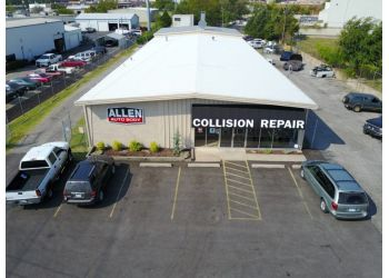 Oklahoma City auto body shop Allen Auto Body