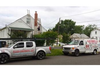 Jersey City chimney sweep Allen Chimneys LLC.
